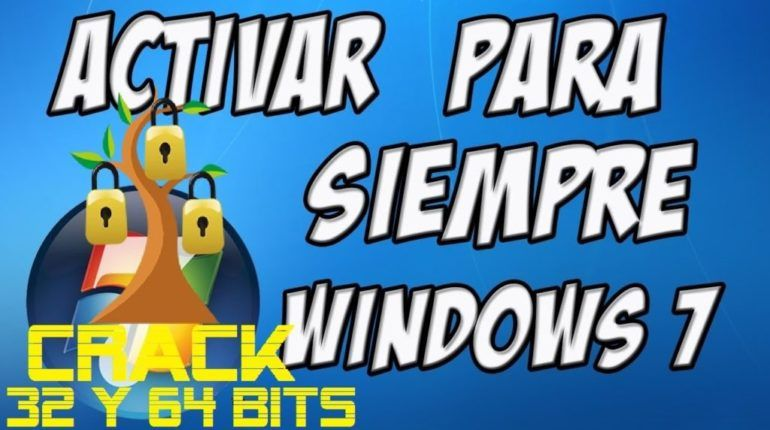 Activar Windows 7 Para Siempre