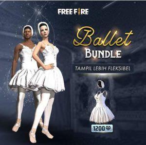 El nuevo ser de ballet - Free fire