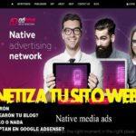 Como Monetizar un Sitio Web Alternativa a Google Adsense 2020 2020