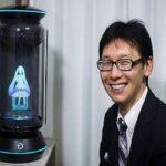 El japonés que contrajo matrimonio con un Holograma quedará  viudo